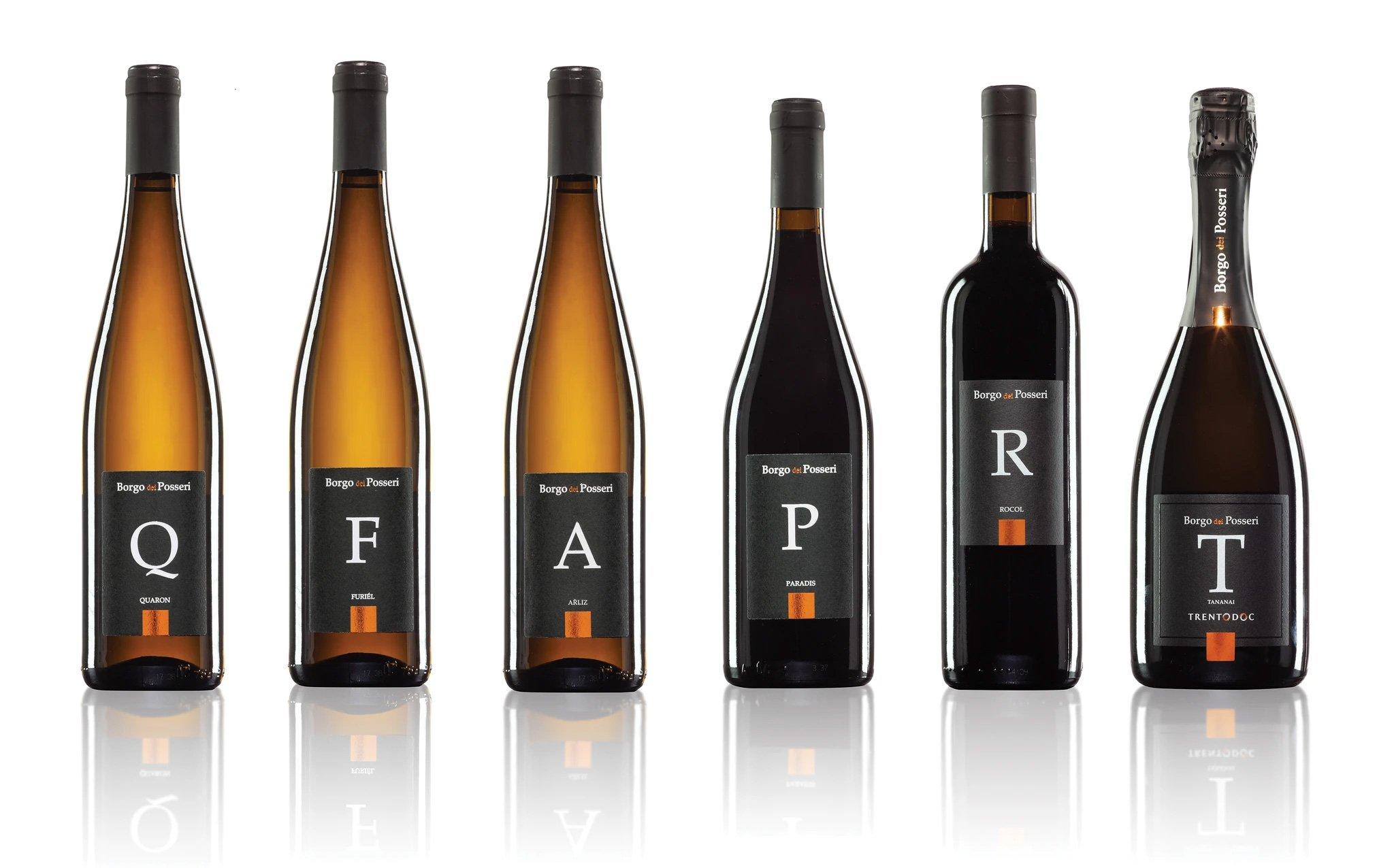 Box vini di montagna - Borgo dei posseri